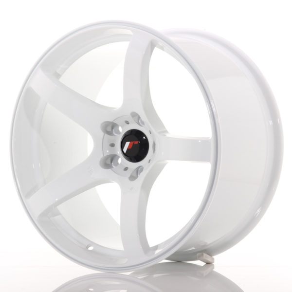 JR Wheels JR32 18x9,5 ET18 5x120 White