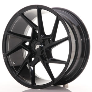 JR Wheels JR33 19x8,5 ET20-48 5H BLANK Gloss Black