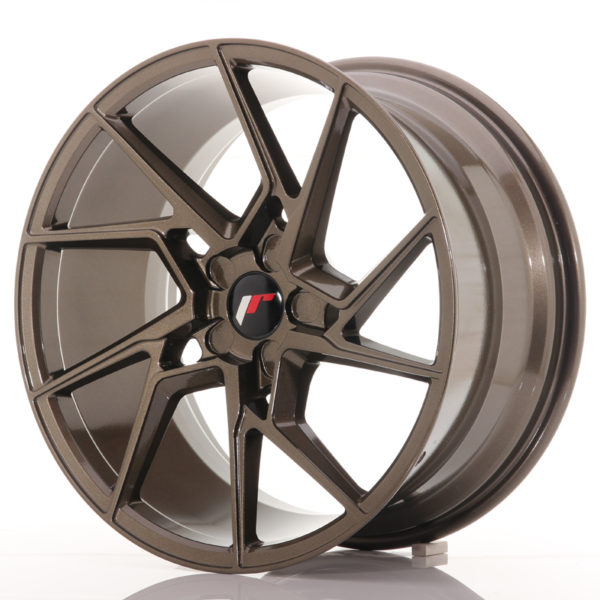 JR Wheels JR33 19x9,5 ET20-45 5H BLANK Bronze