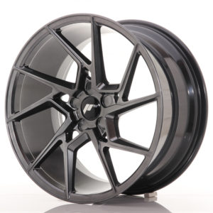 JR Wheels JR33 19x9,5 ET35-45 5H BLANK Hyper Black