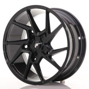 JR Wheels JR33 20x9 ET20-48 5H BLANK Gloss Black