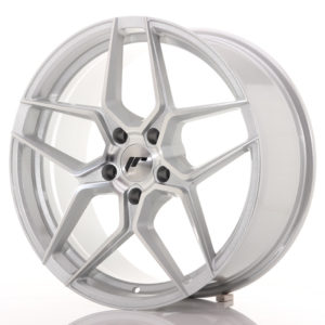JR Wheels JR34 19x8,5 ET35 5x120 Silver Machined Face