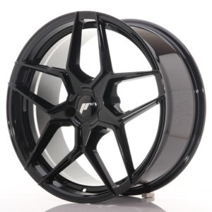 JR Wheels JR34 19x8,5 ET20-40 5H BLANK Gloss Black