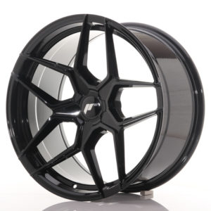 JR Wheels JR34 19x9,5 ET35-40 5H BLANK Gloss Black
