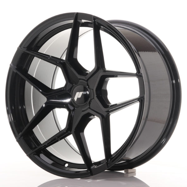 JR Wheels JR34 19x9,5 ET35-40 5H BLANK Gloss Black