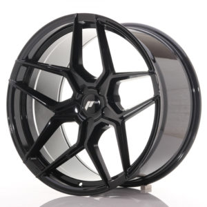 JR Wheels JR34 20x10,5 ET20-35 5H BLANK Gloss Black