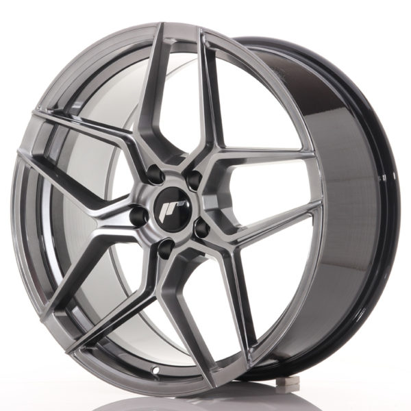 JR Wheels JR34 20x9 ET40 5x112 Hyper Black