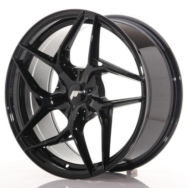 JR Wheels JR35 19x8,5 ET20-45 5H BLANK Gloss Black