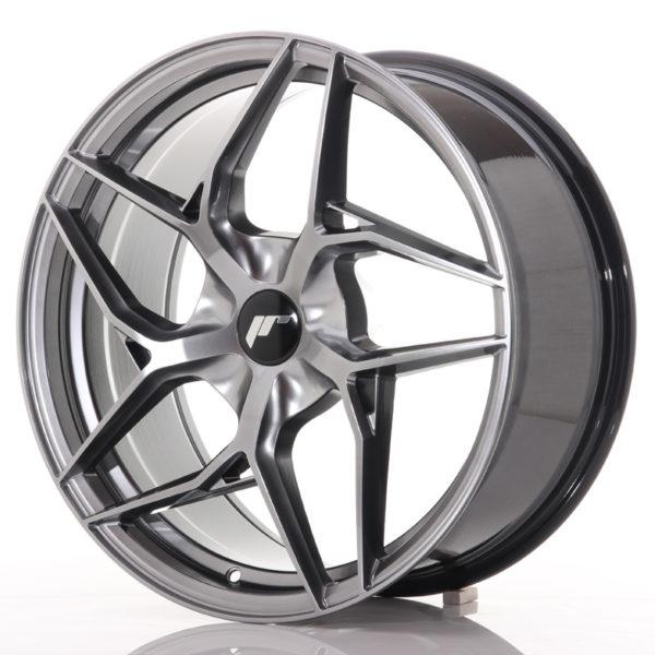 JR Wheels JR35 19x8,5 ET20-45 5H BLANK Hyper Black