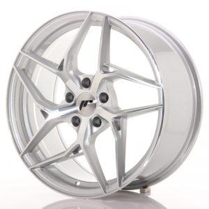JR Wheels JR35 19x8,5 ET20-45 5H BLANK Silver Machined Face