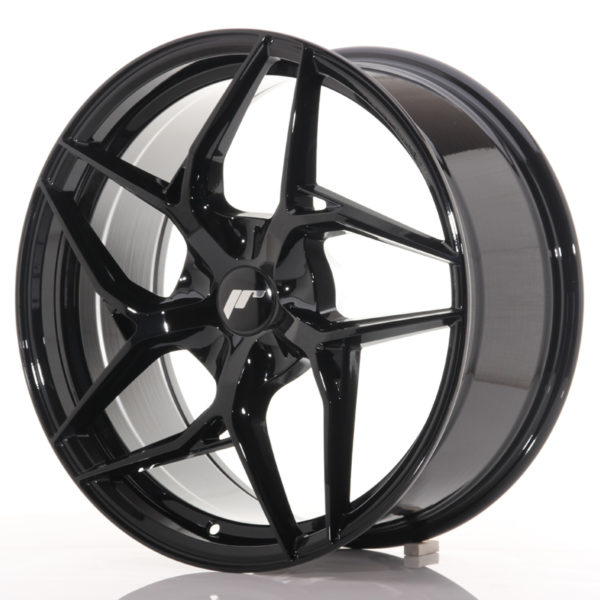 JR Wheels JR35 19x8,5 ET35-45 5H BLANK Gloss Black