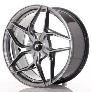 JR Wheels JR35 19x8,5 ET35-45 5H BLANK Hyper Black