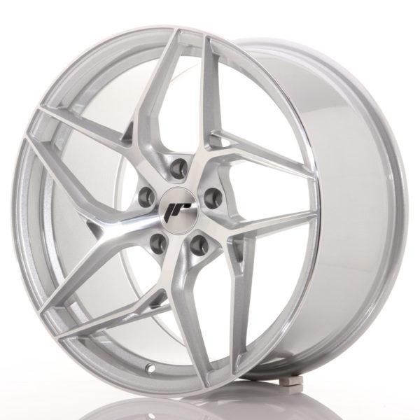 JR Wheels JR35 19x9,5 ET45 5x112 Silver Machined Face