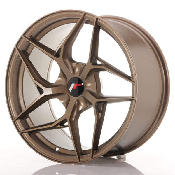 JR Wheels JR35 19x9,5 ET20-45 5H BLANK Bronze