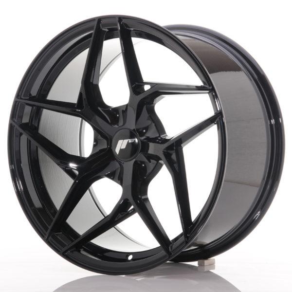 JR Wheels JR35 19x9,5 ET20-45 5H BLANK Gloss Black