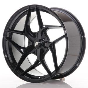 JR Wheels JR35 19x9,5 ET35-45 5H BLANK Gloss Black