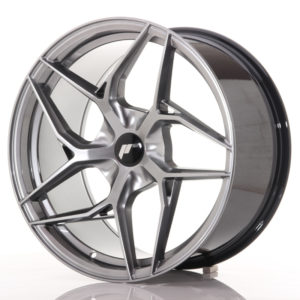 JR Wheels JR35 19x9,5 ET35-45 5H BLANK Hyper Black