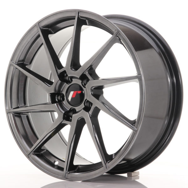 JR Wheels JR36 18x8 ET35 5x120 Hyper Black