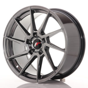 JR Wheels JR36 18x9 ET45 5x114.3 Hyper Black