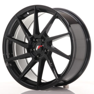 JR Wheels JR36 19x8,5 ET35 5x120 Gloss Black