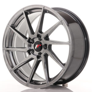 JR Wheels JR36 19x8,5 ET35 5x120 Hyper Black