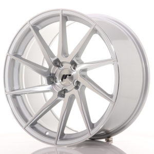 JR Wheels JR36 19x9,5 ET35 5x120 Silver Brushed Face