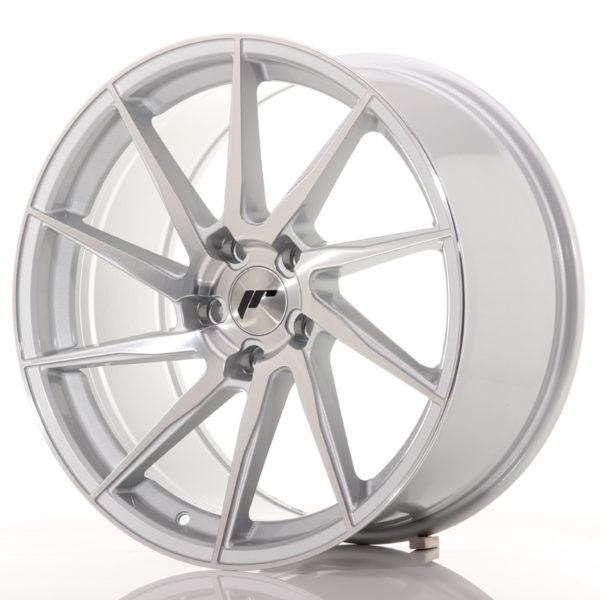 JR Wheels JR36 19x9,5 ET35 5x120 Silver Brushed Face