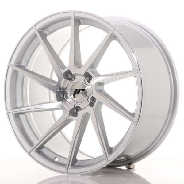 JR Wheels JR36 19x9,5 ET45 5x112 Silver Brushed Face