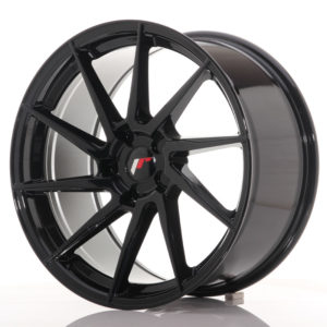 JR Wheels JR36 19x9,5 ET20-45 5H BLANK Gloss Black
