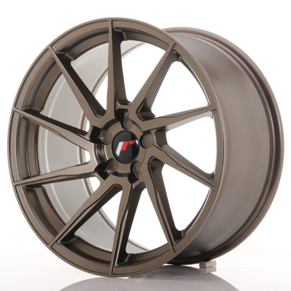 JR Wheels JR36 19x9,5 ET20-45 5H BLANK Matt Bronze