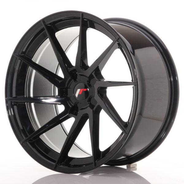 JR Wheels JR36 20x10,5 ET10-35 5H BLANK Gloss Black