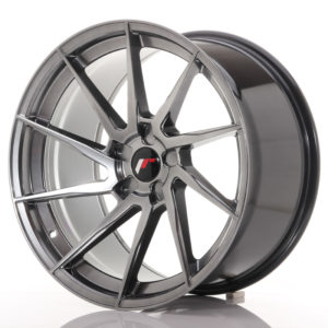 JR Wheels JR36 20x10,5 ET10-35 5H BLANK Hyper Black