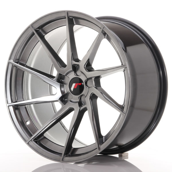 JR Wheels JR36 20x10,5 ET10-35 5H BLANK Hyper Black
