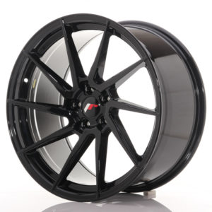 JR Wheels JR36 20x10 ET40 5x112 Gloss Black