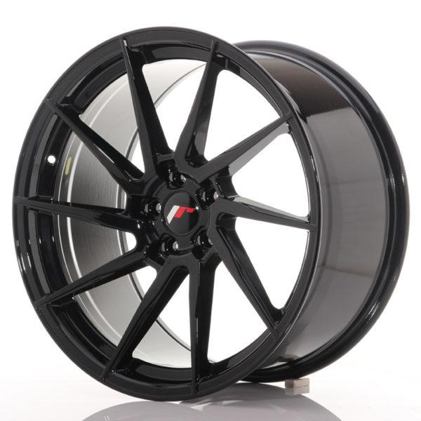 JR Wheels JR36 20x10 ET40 5x112 Gloss Black