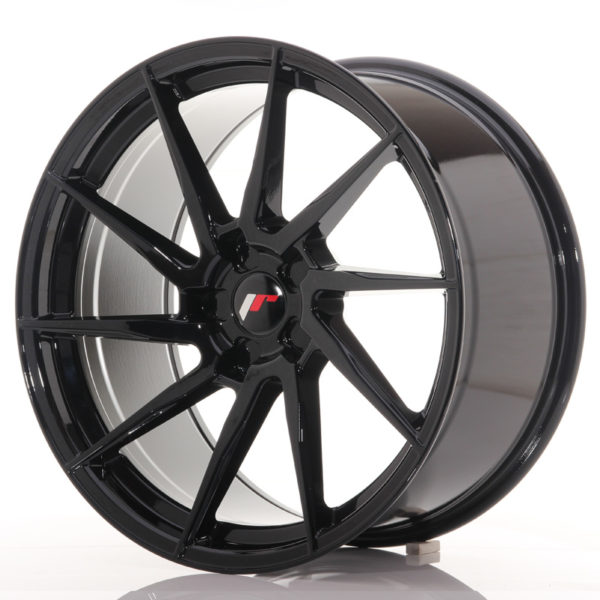 JR Wheels JR36 20x10 ET20-45 5H BLANK Gloss Black