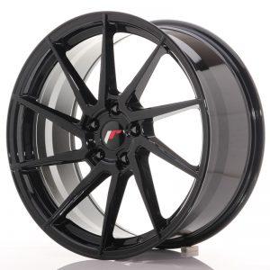 JR Wheels JR36 20x9 ET35 5x120 Gloss Black