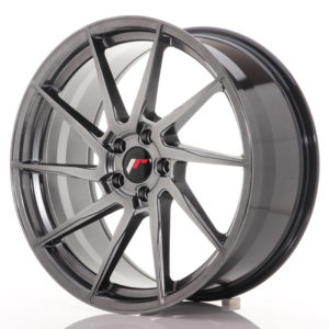 JR Wheels JR36 20x9 ET35 5x120 Hyper Black