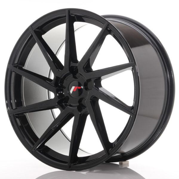 JR Wheels JR36 22x10,5 ET15-55 5H BLANK Gloss Black