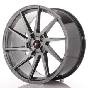 JR Wheels JR36 22x10,5 ET15-55 5H BLANK Hyper Black