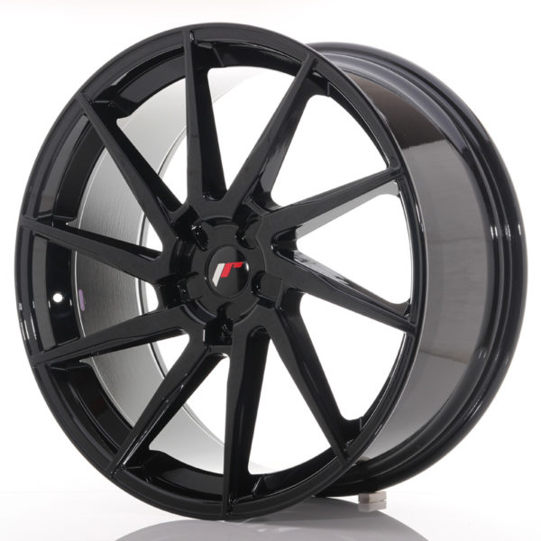 JR Wheels JR36 23x10 ET30-55 5H BLANK Gloss Black