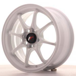 JR Wheels JR5 15x7 ET35 4x100 White