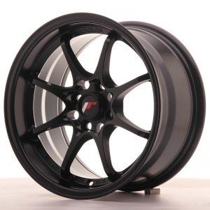 JR Wheels JR5 15x8 ET28 4x100 Matt Black