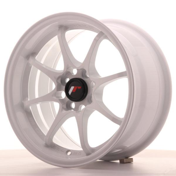 JR Wheels JR5 15x8 ET28 4x100 White