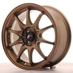 JR Wheels JR5 16x7 ET30 4x100/108 Dark Anodized Bronze