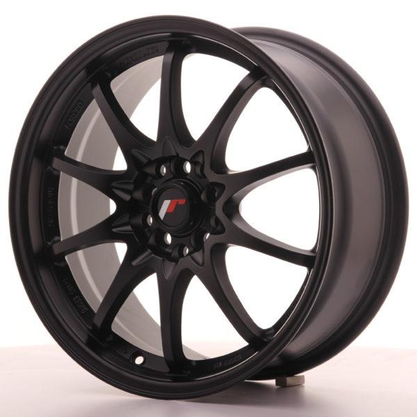 JR Wheels JR5 17x7,5 ET35 4x100/114,3 Matt Black
