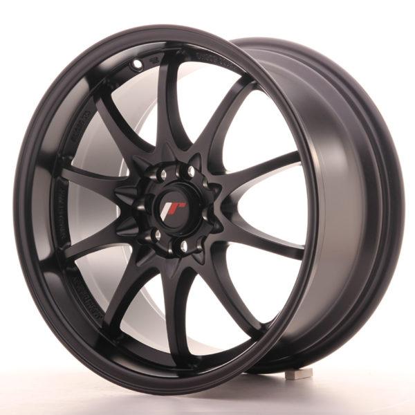JR Wheels JR5 17x8,5 ET35 4x100/114,3 Matt Black