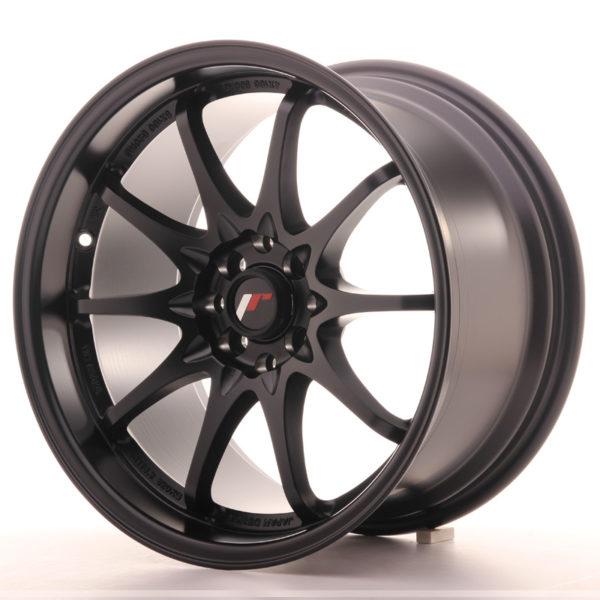 JR Wheels JR5 17x9,5 ET25 5x100/114,3 Matt Black