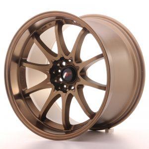 JR Wheels JR5 18x10,5 ET12 5x114,3 Dark Anodized Bronze