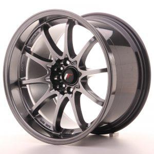 JR Wheels JR5 18x10,5 ET12 5x114,3 Hyper Black